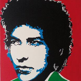 B.D. acrylique sur toile  46x55 cm / 2015
