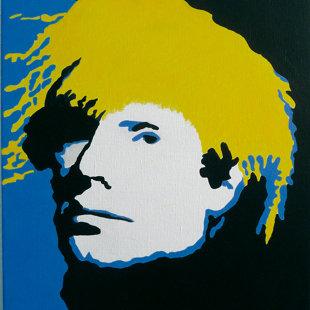 A.W. acrylique sur toile  46x55 cm / 2011