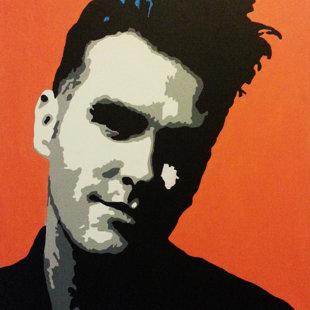P.M. acrylique sur toile  46x55 cm / 2015