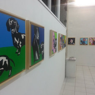 Hang'Art Gallery, Grenoble 2014