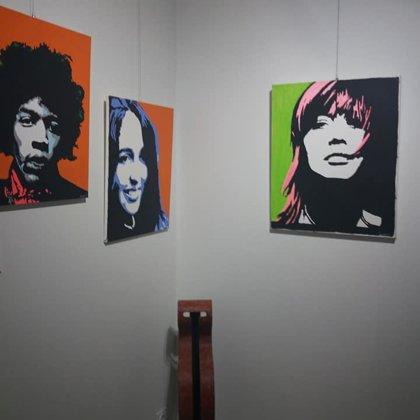 Galerie Espace Vercors, Villard de Lans, décembre 2019